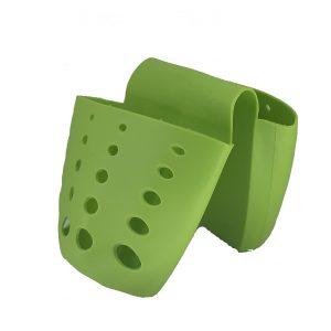 Πλαστική Θήκη για Σφουγγάρι Διπλή  Πράσινο