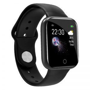 Smart Watch LEMFO I5 Μαύρο