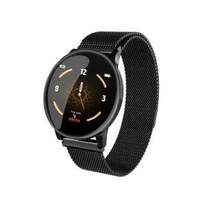 Smart Watch LEMFO W8 Μαύρο