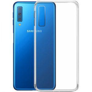 θήκη Σιλικόνης  Διάφανη 1.5mm για Samsung A7 2018 [A750]