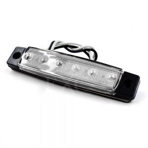 Φώτα Όγκου LED 12V/24V Άσπρο