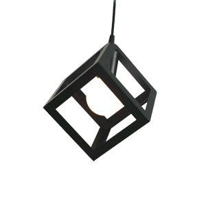 Φωτιστικό Οροφής Τετράγωνο DDX 8375 16cm*16cm