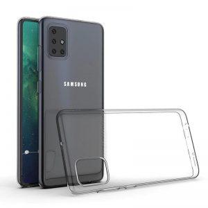Θήκη Διάφανη για Samsung Galaxy Α51