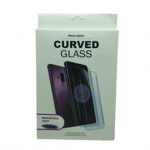 UV Nano Liquid Glue 3D Curved Tempered Glass with NanoScale Light για Samsung S9 Plus