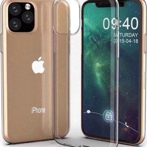 θήκη Σιλικόνης  Διάφανη για iPhone 11 Pro Max