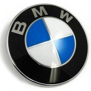 Σήμα BMW για Πορτ Μπαγκαζ 7.3cm