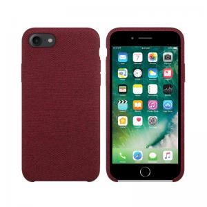 Θήκη Κόκκινη DDX SILICON I7-8 RED για iPhone 7/8