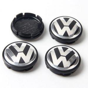 Καπάκια Ζάντας για VW 5.6cm 4 Τεμάχια