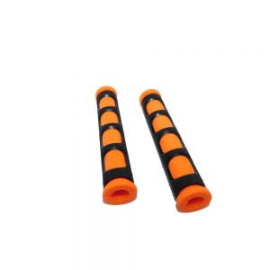 Καλύμματα Μανέτας  Μαύρο Πορτοκαλί