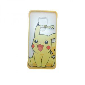 """Θήκη Πλαστική Pikachu """"Pika Pi"""" για Huawei Mate 20"""