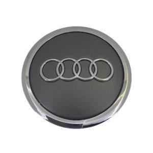Καπάκι Ζάντας για Audi 6.9cm Γκρι