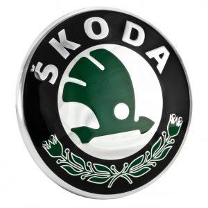 Καπάκι Ζάντας για Skoda 6.6cm