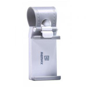 Βάση Κινητού για το Τιμόνι του  Αυτοκινήτου Remax RM-C11  Γκρι Λευκό