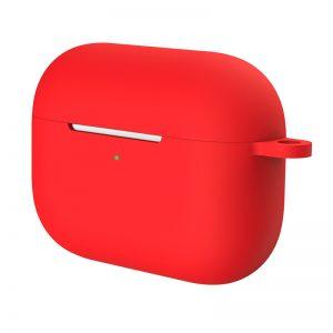 Θήκη Σιλικόνης (AirPods Pro) σε Κόκκινο 4269