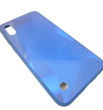 Πλαστική Θήκη για Samsung A10 Diamond Μπλε
