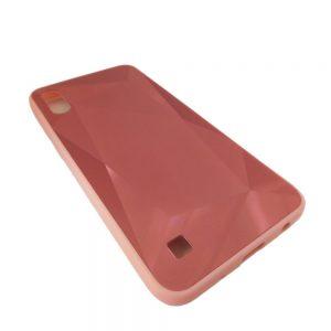 Πλαστική Θήκη για Samsung A10 Diamond Ροζ