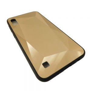 Πλαστική Θήκη για Samsung A10 Diamond Χρυσή