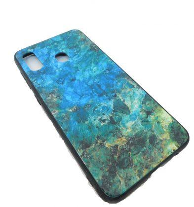 Πλαστική Θήκη για Samsung A20/A30 Βυθός Μπλε
