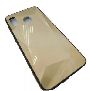 Πλαστική Θήκη για Samsung A20/A30 Diamond Χρυσή