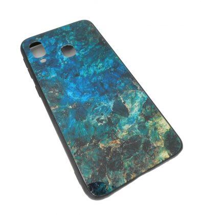 Πλαστική Θήκη για Samsung A40 Βυθός Μπλε