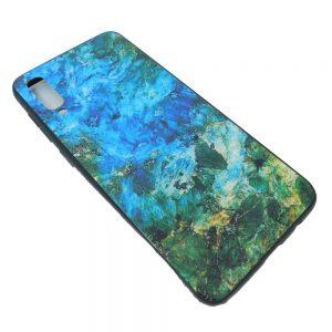 Πλαστική Θήκη για Samsung A50 Βυθός Μπλε