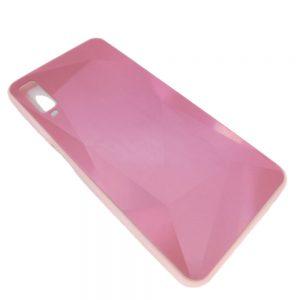 Πλαστική Θήκη για Samsung A750 / A7 2018 Ροζ Diamond