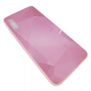 Πλαστική Θήκη για Samsung A70 Ροζ Diamond