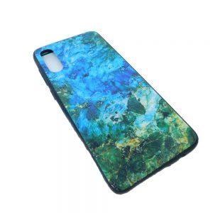 Πλαστική Θήκη για Samsung A51 Βυθός Μπλε