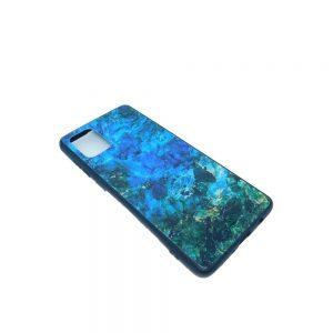 Πλαστική Θήκη για Samsung Galaxy A71 Βυθός Μπλε