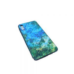Πλαστική Θήκη για Samsung A7 2018 / A750 Βυθός Μπλε