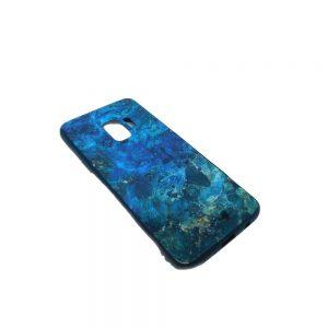 Πλαστική Θήκη για Samsung Galaxy S9 Βυθός Μπλε