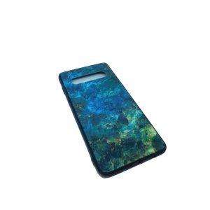 Πλαστική Θήκη για Samsung Galaxy S10 Plus Βυθός Μπλε