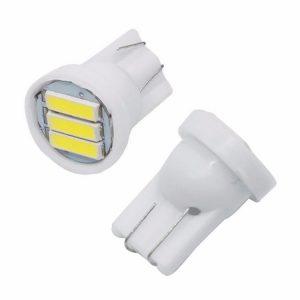 Λάμπα LED T10 7020 3SMD  3W 150LM 12V
