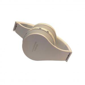 Ασύρματα Ακουστικά Σπαστά Bluetooth σε Άσπρο