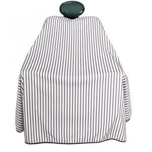 Μπέρτα Κουρέματος BarberTools Stripes Blach & White