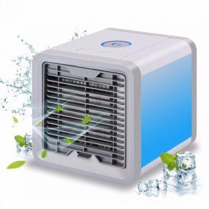 Mini Φορητό Κλιματιστικό Artic Aib Eco-Friendly με LED Φωτισμό 10W 600ml