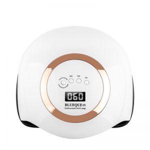 Επαγγελματικό Φουρνάκι Νυχιών BQV1 Άσπρο 168W Led Lamp