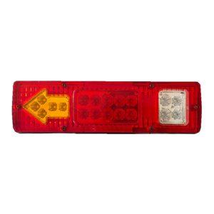 Universal Φανάρια LED Σετ Οχήματος 30cm*8.6cm 2τμχ