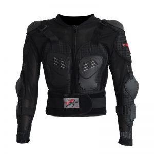 Προστατευτικός Θώρακας PRO-BIKER σε Μαύρο χρώμα