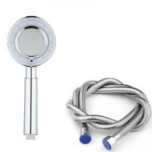Σετ Μπάνιου Τηλέφωνο και Σπιράλ 200cm Inox 1013