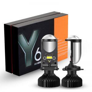 Λάμπες LED Y6D H4 6000K 35W+35W 12V/24V –  2 Τεμάχια