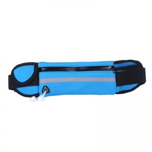 Αδιάβροχη Ζώνη Τρεξίματος Μπλε RuningBelt456