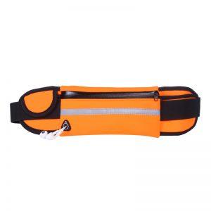 Αδιάβροχη Ζώνη Τρεξίματος Πορτοκαλί RuningBelt456