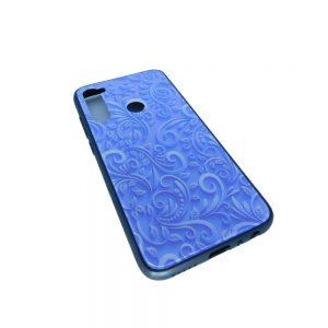 Πλαστική Θήκη για Xiaomi Note 8 σε Λιλά Χρώμα