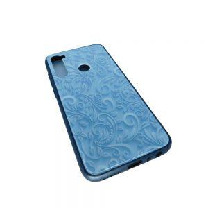 Πλαστική Θήκη για Xiaomi Note 8 σε Ανοιχτό Γκρι Χρώμα