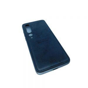 Θήκη Σιλικόνης για Xiaomi Mi 10 σε Μαύρο Χρώμα Τάρανδος